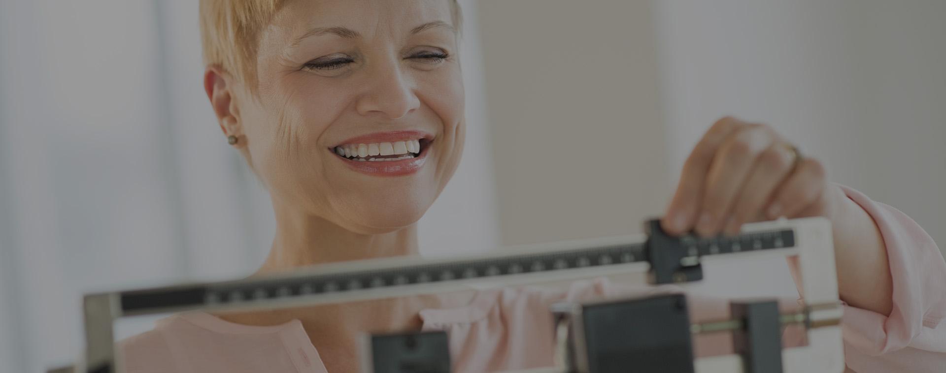Home Slider Person Weiging Themself